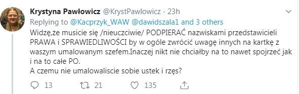 Nastolatkowie przekonali posłankę PiS, żeby zapozowała z nimi do wyjątkowego zdjęcia. Jak zareagowała Pawłowicz?