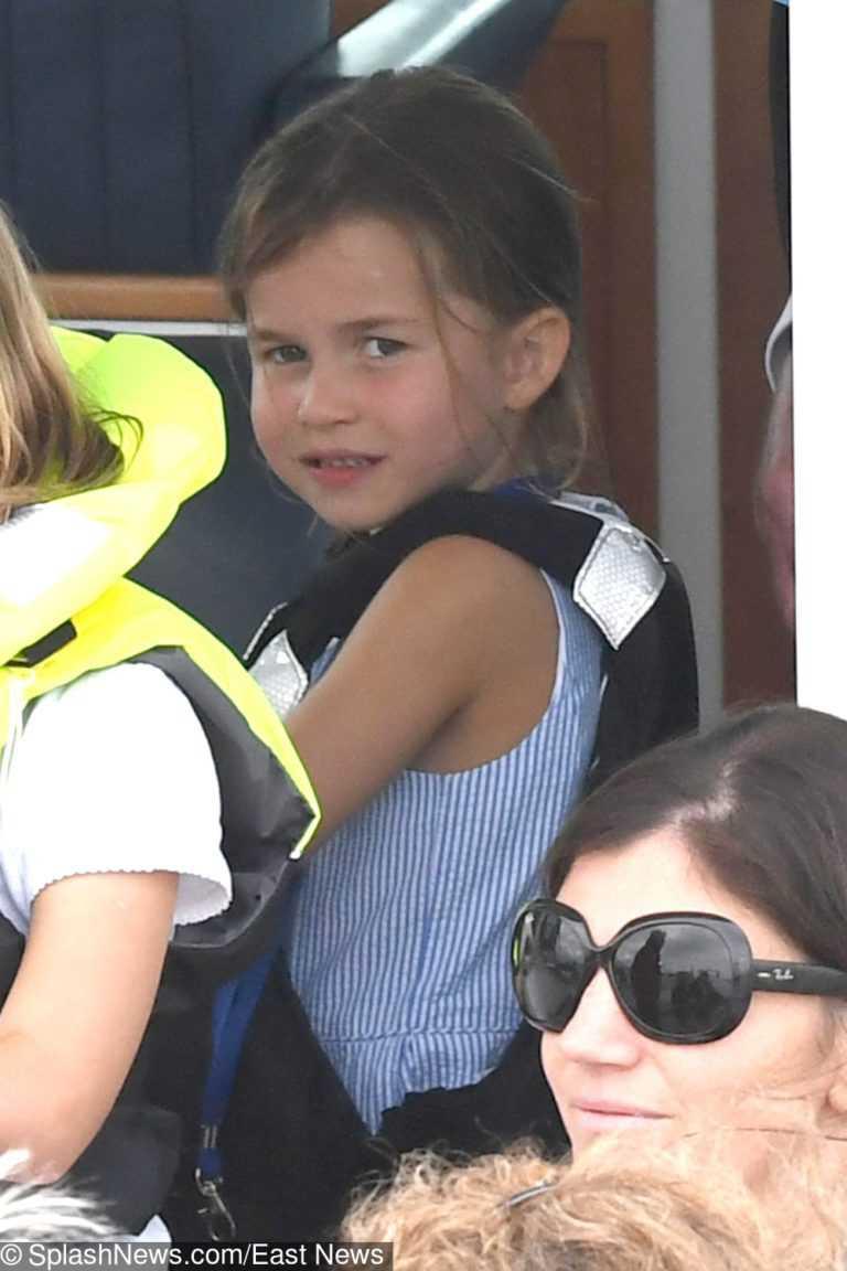 Wyczyn 4-latki komentuje cały świat. Co na to Księżna Kate?