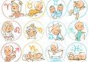 Horoskop dla dzieci warto mieć w małym paluszku, zanim przejdzie się do realizowania marzeń o powiększeniu rodziny