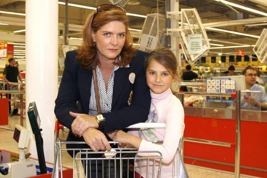 Jak wygląda Maria Dowbor-Baczyńska? Zobacz nowe zdjęcie z mamą!