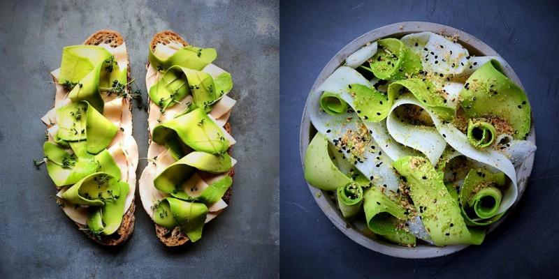 Kilka sposobów na używanie obieraczki do warzyw. Od dziś jej używanie będę zupełnie inaczej