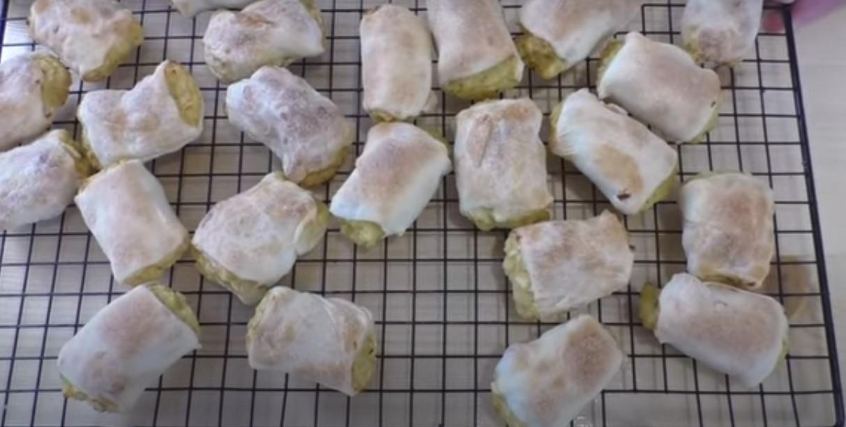 Ciasteczka na śmietanie w 10 minut! Ten przepis podbija swoją prostotą i doskonałym smakiem