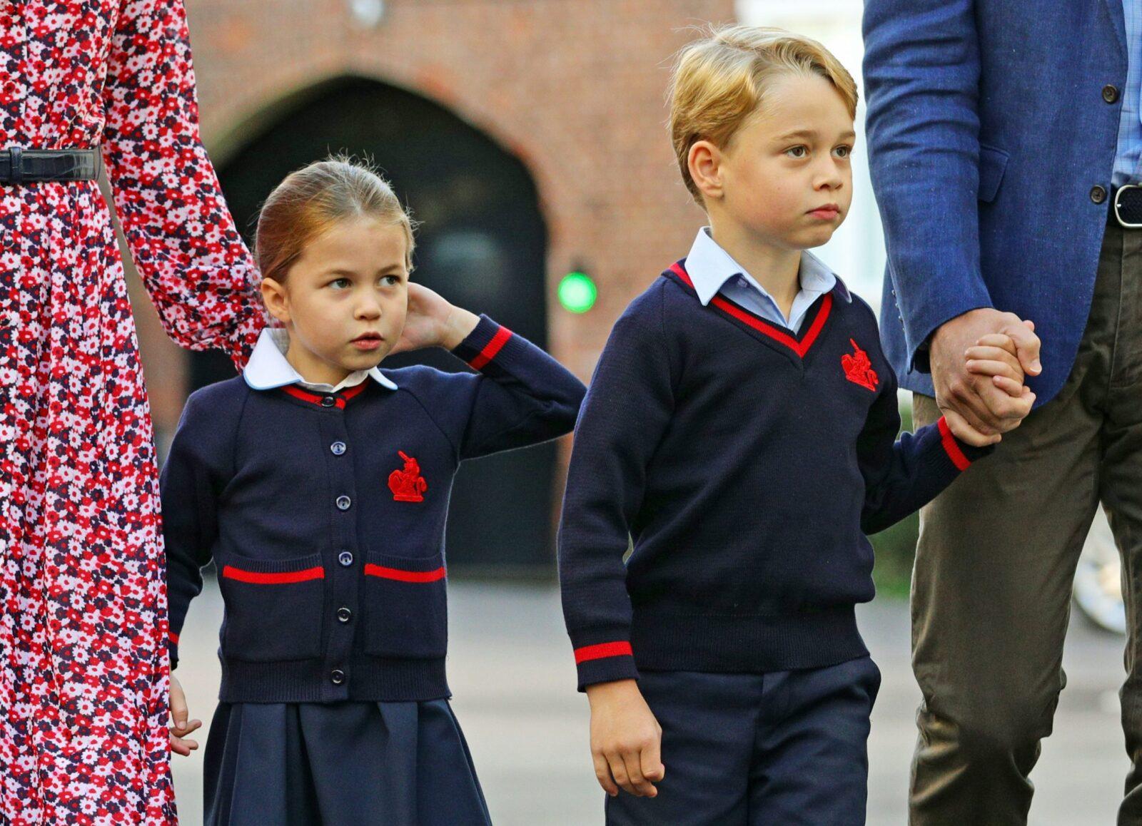 Dzieci Kate Middleton i księcia Williama będą kontynuować naukę w domu nawet po zakończeniu kwarantanny
