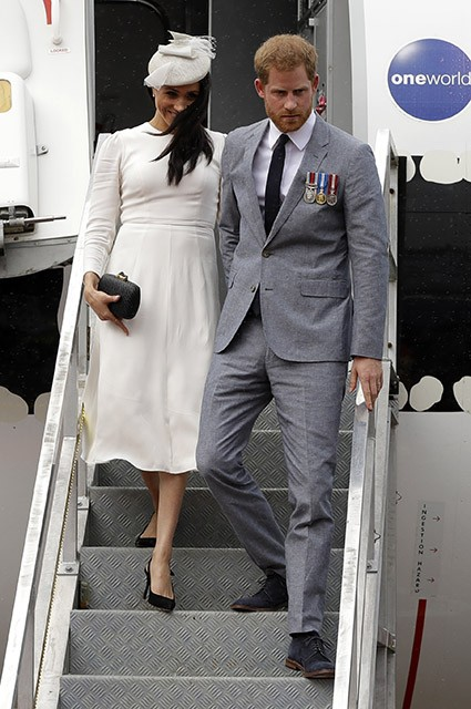 Jak podróżują członkowie brytyjskiej rodziny królewskiej