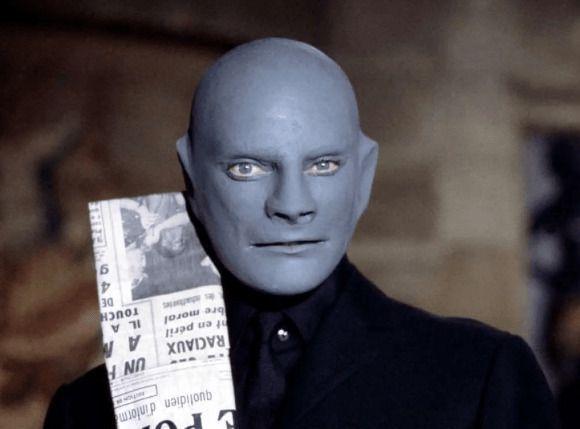 Jak wyglądał w życiu aktor, który zagrał Fantomasa w słynnej francuskiej komedii