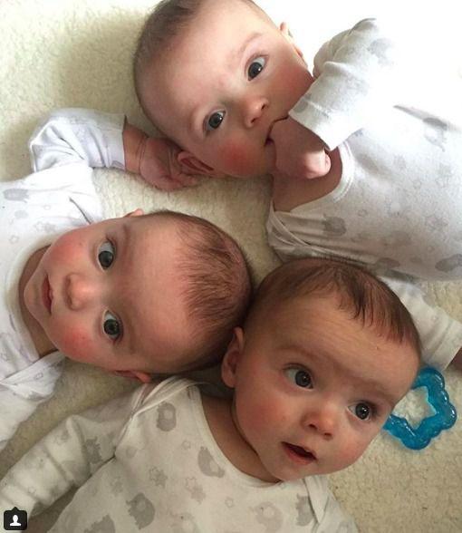 Młoda matka urodziła trojaczki. Jednak czekała na nią prawdziwa niespodzianka