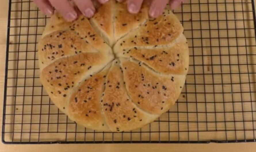 Przepis na prosty, piękny i bardzo smaczny chleb