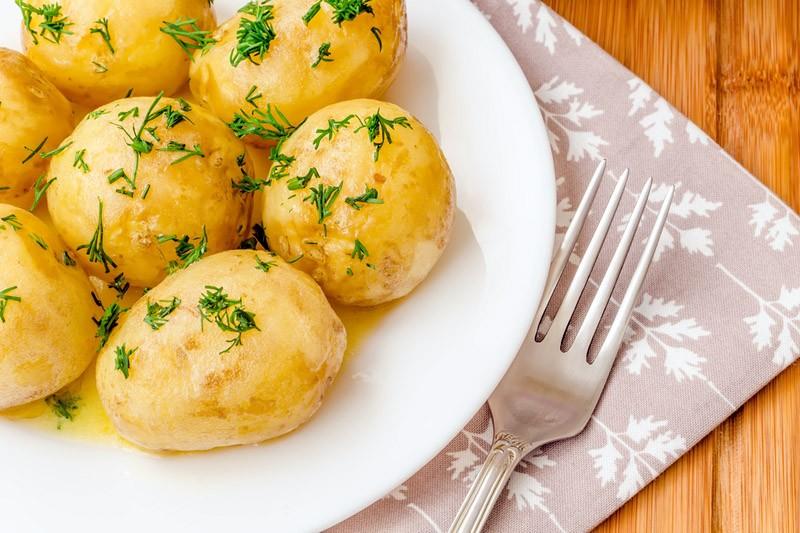 Pyszne ziemniaki po niemiecku dla całej rodziny