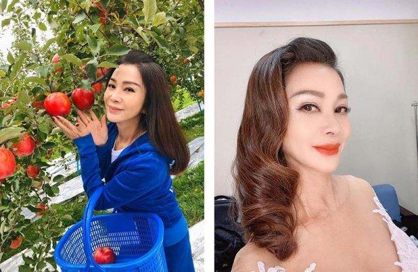 Tajwańska aktorka ma 63 lata, ale ludzie w to nie wierzą, ponieważ wygląda na zbyt młodą i odpowiednio się ubiera