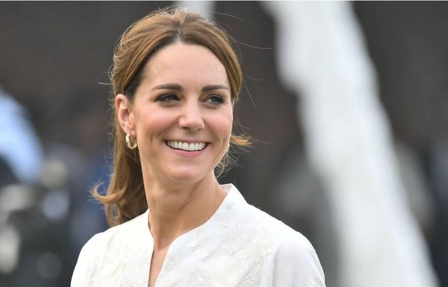 Kate Middleton pokazała nową fryzurę podczas kolejnej wideokonferencji