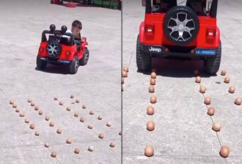 Mistrzowskie parkowanie od dziecka. 4-letni chłopiec parkuje samochód lepiej niż niektórzy kierowcy