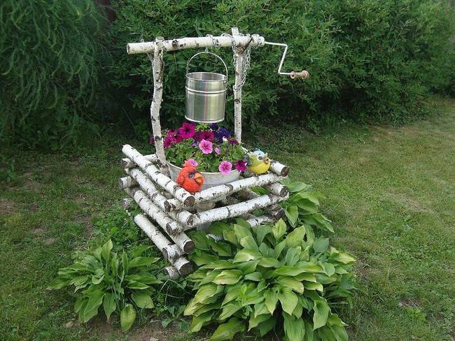 Proste i genialne pomysły dla ozdoby ogrodu