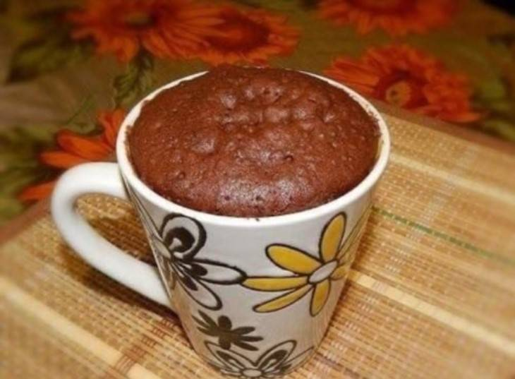 Pyszne muffiny czekoladowe w kuchence mikrofalowej. Gotuję je na każde śniadanie