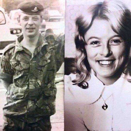 Jako nastolatek młody człowiek poprosił ukochaną o rękę, ale para mogła pobrać się dopiero po 50 latach