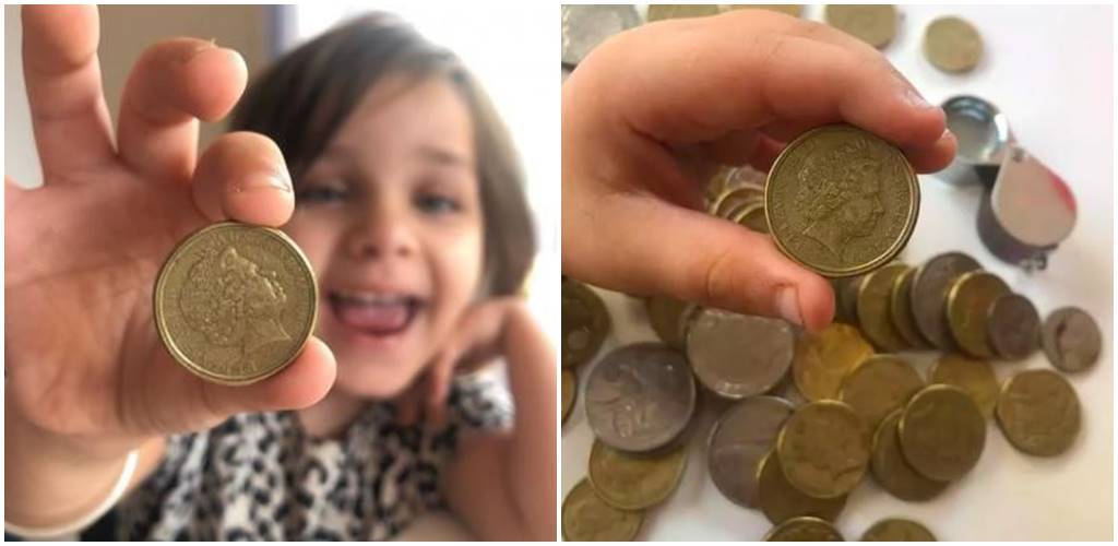 Mama rozbiła skarbonkę córki i znalazła niezwykłą monetę, i właśnie za nią kobieta może otrzymać sporo pieniędzy