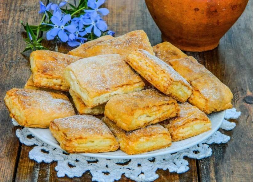 Przepis na szybkie i puszyste ciasteczka francuskie na kefirze