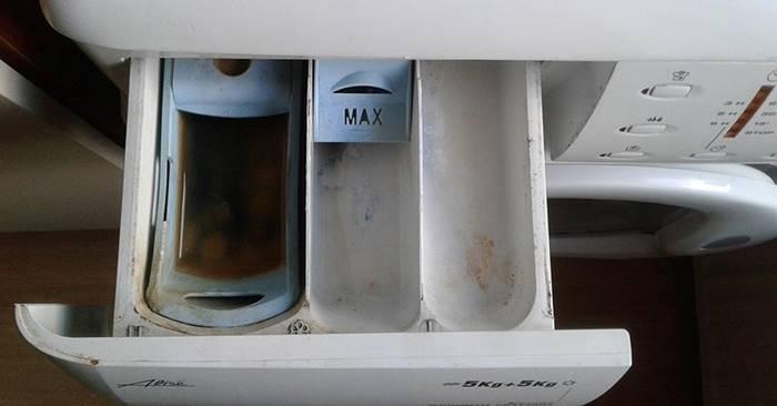 Własnoręczne czyszczenie pralki. Szybko i łatwo