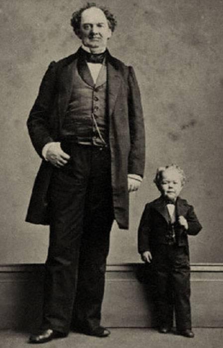 Charles Stratton. Niesamowita historia małego człowieka, któremu udało się podbić cały świat