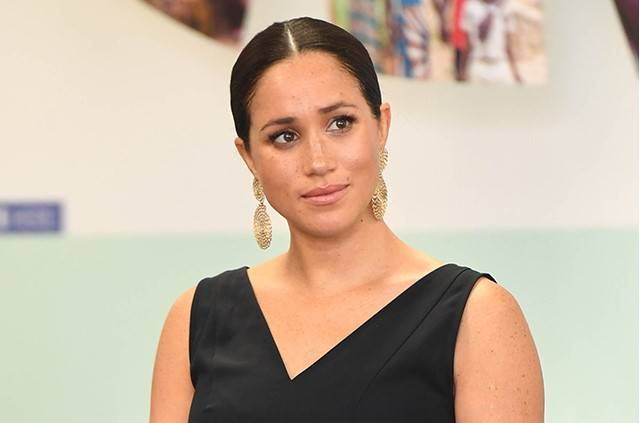 Meghan Markle była rozczarowana milczeniem pałacu królewskiego podczas jej konfliktu z ojcem