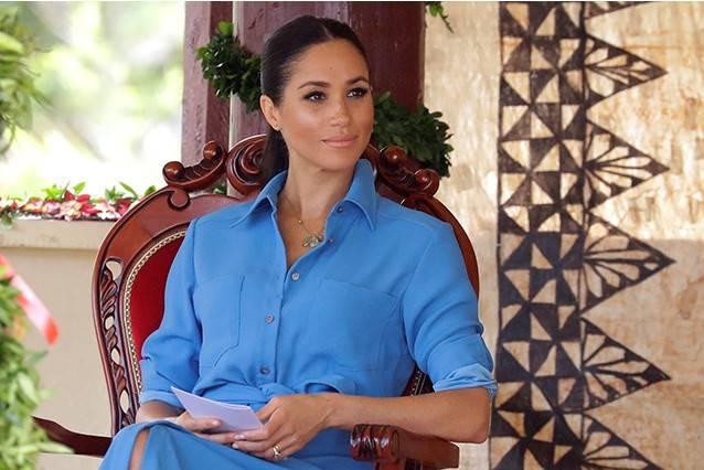 Meghan Markle zachwyciła publiczność znajomością hiszpańskiego