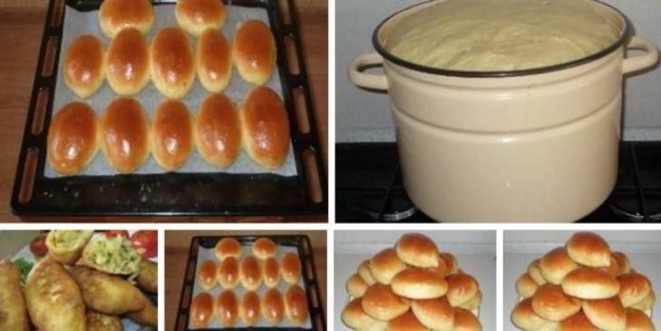 Ciasto domowe na bułeczki
